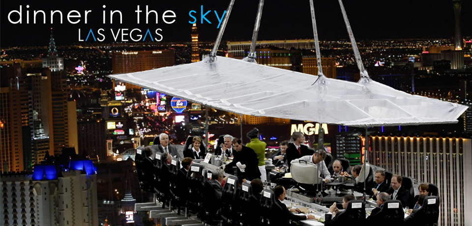 Dinner In The Sky Las Vegas